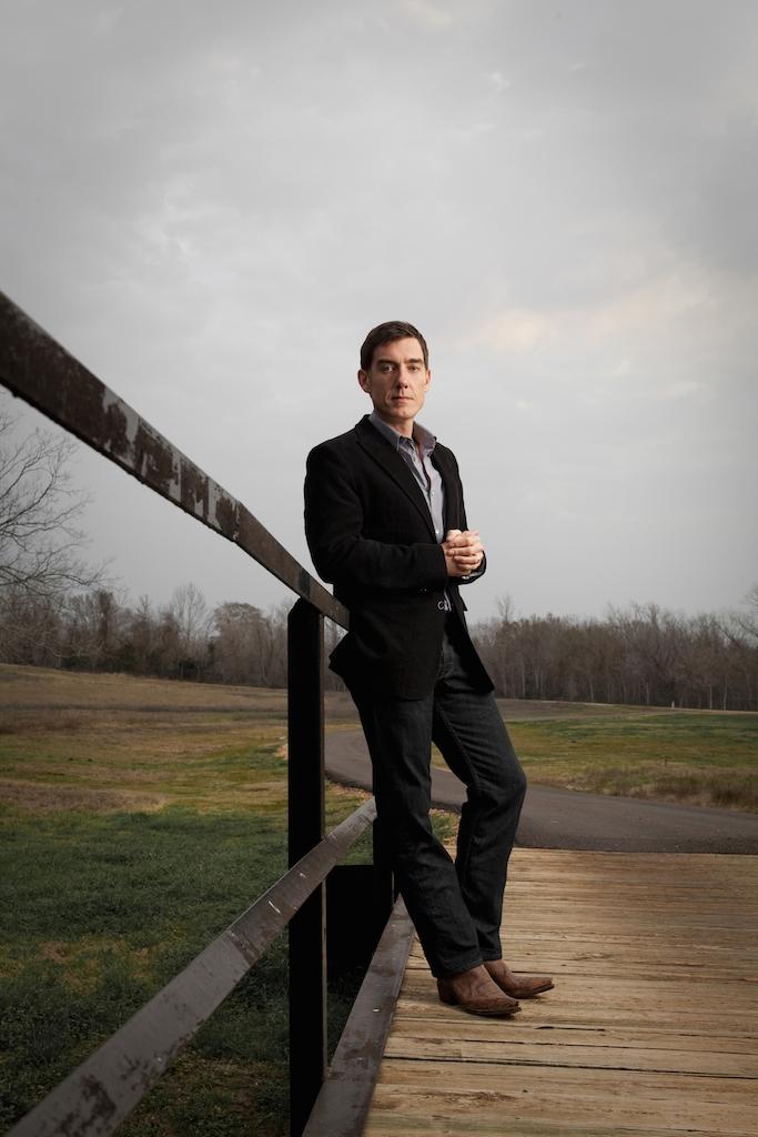 Justin Cronin - Photo credit Julie Soefer copy