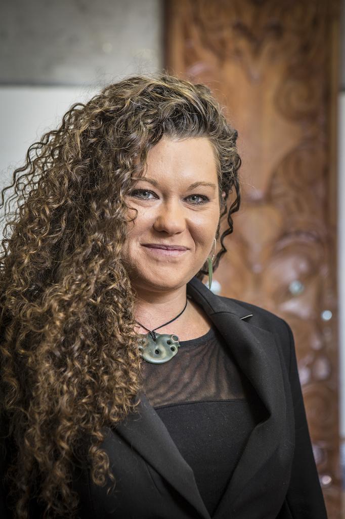Staff profile, Sasha McMeeking, new head of Aotahi, 18.6.15